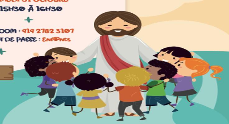 Culte De Louanges Avec Les Enfants
